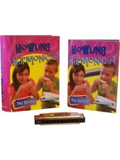Learn to Play Tiny Tutors Howling Harmonica Easy Beginners MUSIC BOOK Instrument