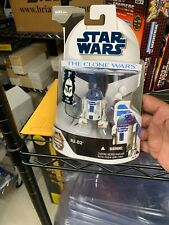 STAR WARS THE CLONE WARS #8 R2-D2 ACTION FIGURE HASBRO 2008 FIRST DAY ISSUE