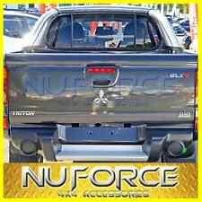 Mitsubishi Triton MN (2009-2015) Rear Bumper Rear Step Aluminium Step Protector