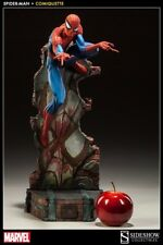 Sideshow Spider-Man Exclusive Comiquette - Marvel Scott Campbell