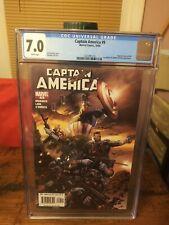 Captain America (2005) #9 CGC 7.0