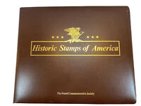 Historic Stamps Of The United States American Collection Historical Complete