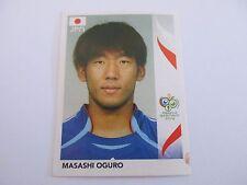 Sticker PANINI Fifa World Cup GERMANY 2006 N°449 Japan Masashi Oguro