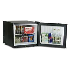 17L Table Top Counter Mini Fridge - Black - Chiller Drinks Small Cabinet Storage