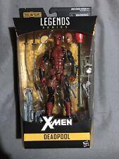 Marvel Legends Deadpool (Juggernaut Wave)