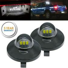 2x LED License Plate Light Bright SMD Lamp for Ford F150 F250 F350 Pickup Truck