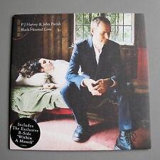 "PJ Harvey & John Parish Black Hearted Love Unplayed 7"" single"