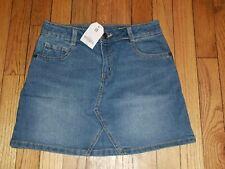 NEW! Crazy 8 Cute! Denim Skirt Size 10