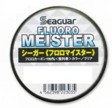 NEW Seaguar Fluoro Meister 320m 14lb #3.5 Clear 0.310mm Fluorocarbon Line Japan