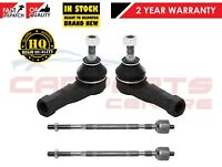 FOR RENAULT CLIO 182 172 SPORT TIE ROD TRACK ROD END INNER OUTER NEW