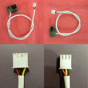 3/4Pin Photoelectric Speed Sensor Digital Tachometer Repair for Most Treadmill