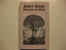 Andre Brink, Stimmen im Wald,, Roman, Volk und Welt Berlin DDR 1981