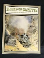 Narrow Gauge and Short Line Gazette March April 1987