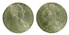 s62_22) AUSTRIA - Maria Teresa d'Austria  - Tallero 1780 Restrike Riconio Ar