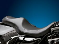 Le Pera Lepera 2 Up Villian Touring Seat 2002-2007 Harley Touring Bagger FLHR