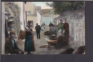 Scotland - Ross Cromarty, The Little Vennel 1908 - Postcard