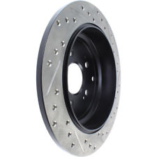 Disc Brake Rotor-Sport Drilled/Slotted Disc Rear Right fits 2005 Honda Odyssey