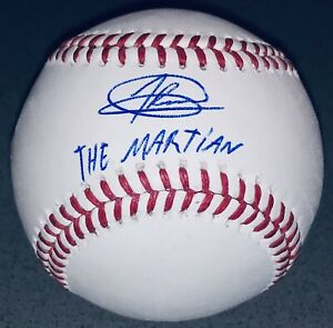 "Jasson Dominguez ""THE MARTIAN"" Autographed Yankees Signed Baseball Auto FANATICS"