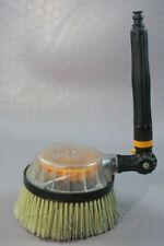 Kränzle rotierende Bürste Waschbürste für Wasserschlauch Gartenschlauch #29922