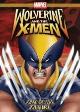 "Wolverine and the X-Men: "" Fate of the Future "" ANIMATED SERIES :VOL 4 (DVD)"