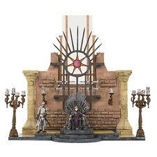 Game of Thrones Iron Throne Room Construction Set NIB HBO McFarlane US Toys King