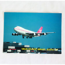 Boeing Air New Zealand Collectable Airline Postcards