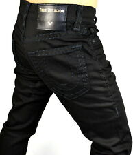 True Religion $299 Rocco Nightfall Relaxed Skinny Super T Jeans 102240 Sz 30x34