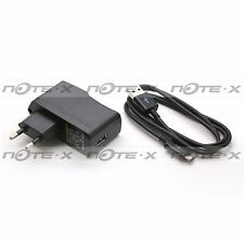 Chargeur Secteur  Micro USB 2000mA Noir pour Archos 40b Titanium