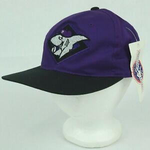 Vintage 1990s Honolulu Sharks Starter Snapback Baseball Hat Genuine Merch. NWT