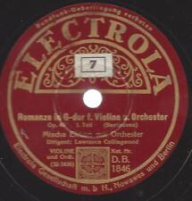 Mischa Elman Violine - Lawrence Collingwood : Beethoven - Romanze in D-dur