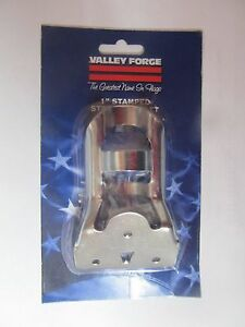 "Valley Forge Flag Bracket #SB3-1  1"" Stamped Steel Bracket  NEW"