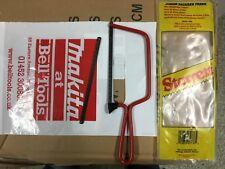 """STARRETT Junior Hacksaw 150mm (6"""") GREAT QUALITY + 1 BLADE  CAT NO K592 NEW!!!!"""