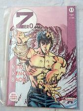 ZERO Anno II N 11 Settembre 1991 KXB Zero Nippon Comix  Fumetto Collezione