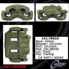 Centric Parts 141.76010 Front Left Rebuilt Brake Caliper With Hardware