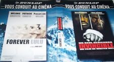 DVD INVINCIBLE + FOREVER LULU - GRIFFITH / SWAYZE... -