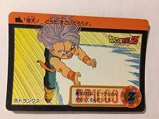 Dragon Ball Z Carddass Hondan Part 17 - 21