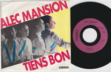 Alec MANSION * 1986 French - Belgian ITALO DISCO FUNK BOOGIE 45 * Listen!