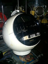 💎RADIO WELTRON BALL SPACE AGE ATOMIC 2001 STEREO 8 VINTAGE DESIGN BRIONVEGA💎