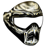 New Save Phace Dope Series Thermal Paintball Goggles Mask - Warlord