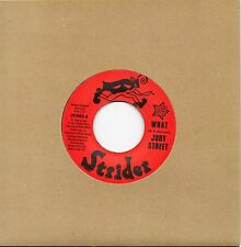 JUDY STREET-WHAT / TINA MASON-WHAT    UK STRIDER/OUTTA SIGHT Re-Issue  NORTHERN
