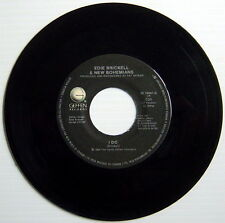 ONE 1988'S 45 R.P.M. RECORD, EDIE BRICKELL & NEW BOHEMIANS, WHAT I AM + I DO