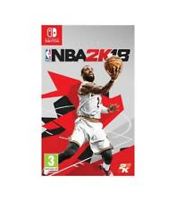 Videojuegos baloncestos de Nintendo Switch PAL