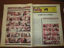 FANZINE DI FUMETTI NERBINI FANG N°1 GENNAIO 1983 FUMETTI E CINEMA