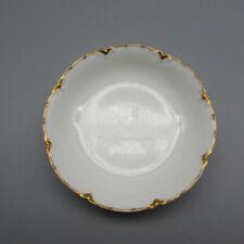 SET OF FOUR - Haviland Limoges RANSON - GOLD Fruit / Dessert Bowls