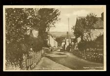 Somerset DRAYCOTT Main St vintage Tuck PPC