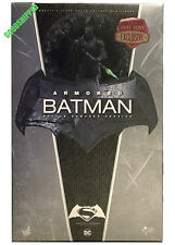 Ready Hot Toys Batman V Superman Bvs Armored Batman Battle Damaged Exclusive 1/6