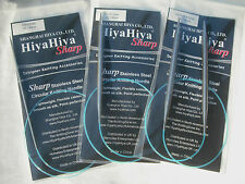 "HiyaHiya 4.5mm x 60cm (24"") Sharp Steel Circular Knitting Needles"