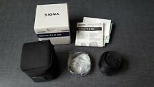 Sigma A Art 30mm f/2.8 DN For Sony E Mount