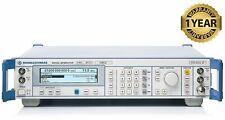 Rohde Amp Schwarz Smr27 27ghz Microwave Signal Generator With Options B11b15