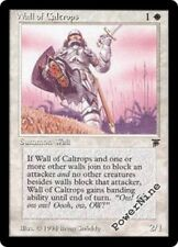 4 PLAYED Wall of Caltrops - White Legends Mtg Magic Common 4x x4